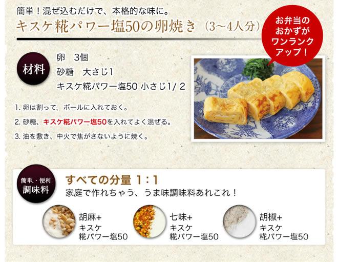 便利な料理レシピ集 卵焼き